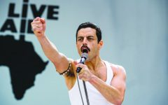 Rami Malek stars in his Academy Award-nominated role of Freddie Mercury in