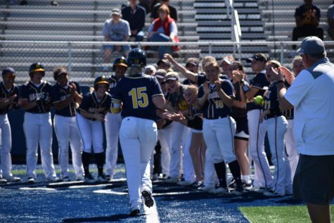 Lion Softball bounces back with a three-game sweep of ENMU