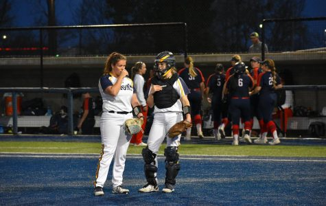 Lion Softball photo gallery vs. Rogers St.