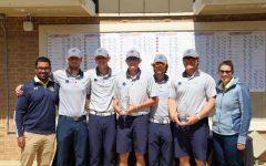 Lion Men's Golf gets big comeback win at Dallas Baptist