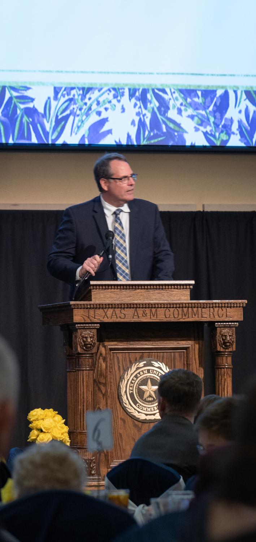 Dr.+Mark+Rudin%2C+Texas+A%26M+University-Commerce+president%2C+provided+the+welcoming+speech
