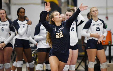 Lion Volleyball splits weekend at Colorado Premier Challenge