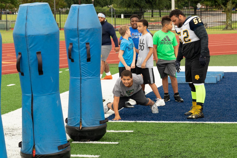 Youth+Football+Clinic