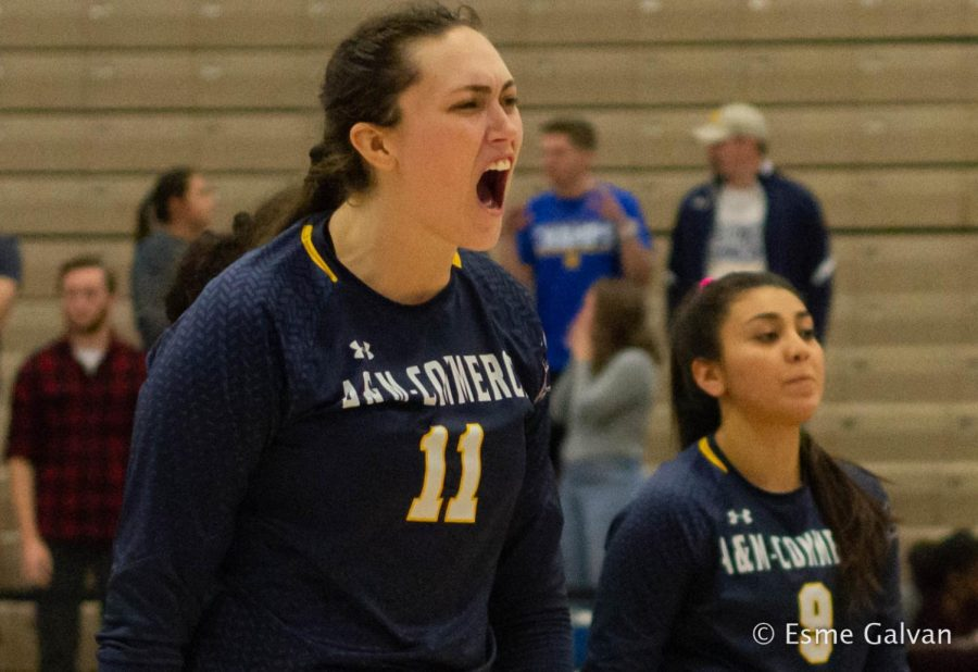 TAMUC Volleyball Week in Review: Photo Gallery