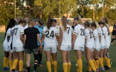 Lions fall to Buffs in first road loss; defeat ENMU in OT in Portales