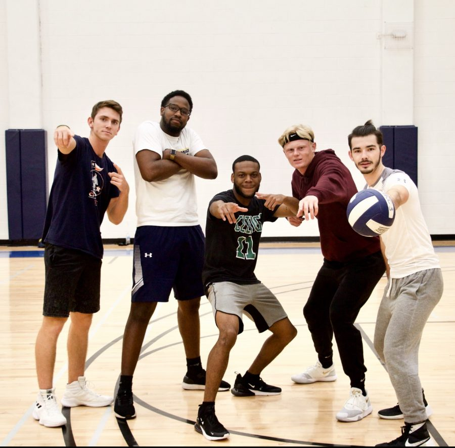 Intramural Volleyball: Photo Gallery