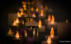 Photo Gallery: Campus holds candlelight vigil in memory of Deja Matts