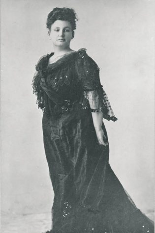 Etta Mayo, first lady of East Texas Normal College