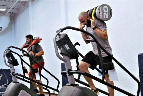 Morris Rec Center hosts 9/11 stair climb challenge [Column]