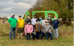 Alpha Gamma Rho celebrates 40th anniversary