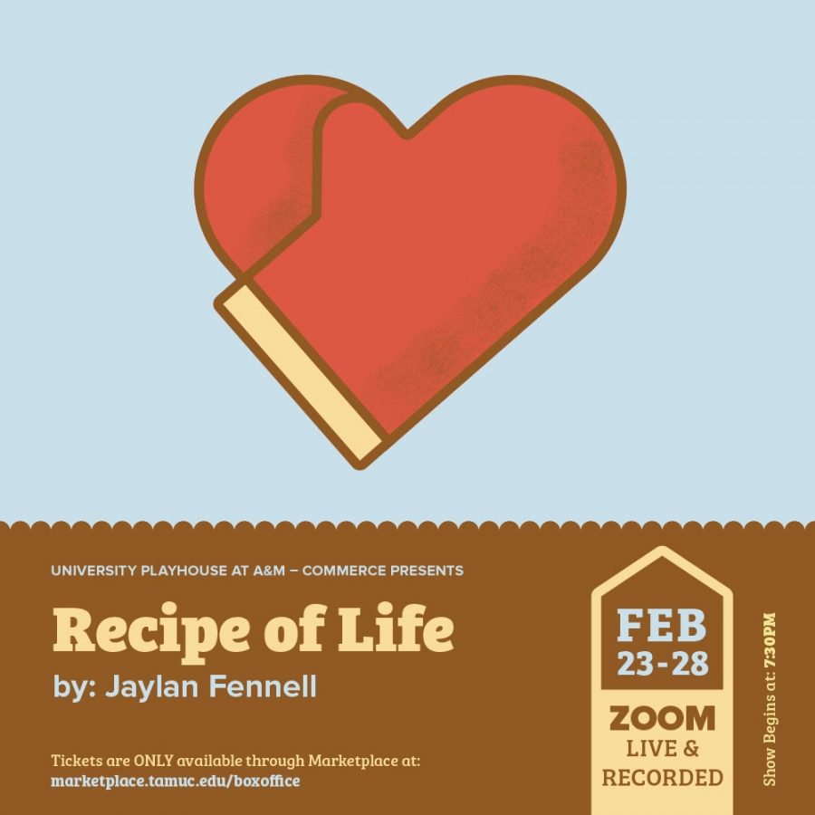 Recipe of Life to be performed