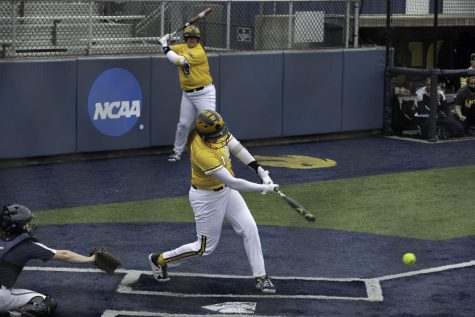 #7 Lions defeat #3 Augustana 2-1 in eight innings [Photo Gallery]