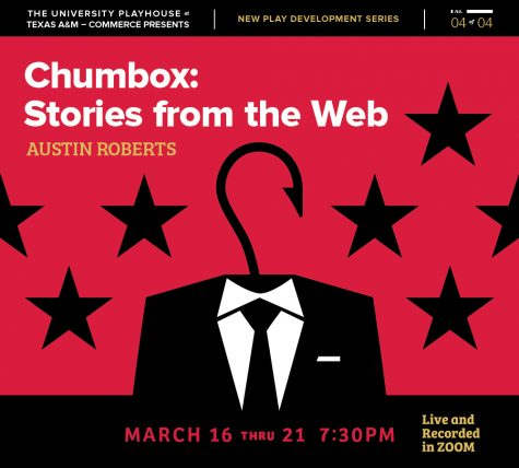 """Chumbox: Stories of the Web"" to be performed"